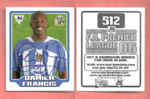 Wigan Athletic Damien Francis 512